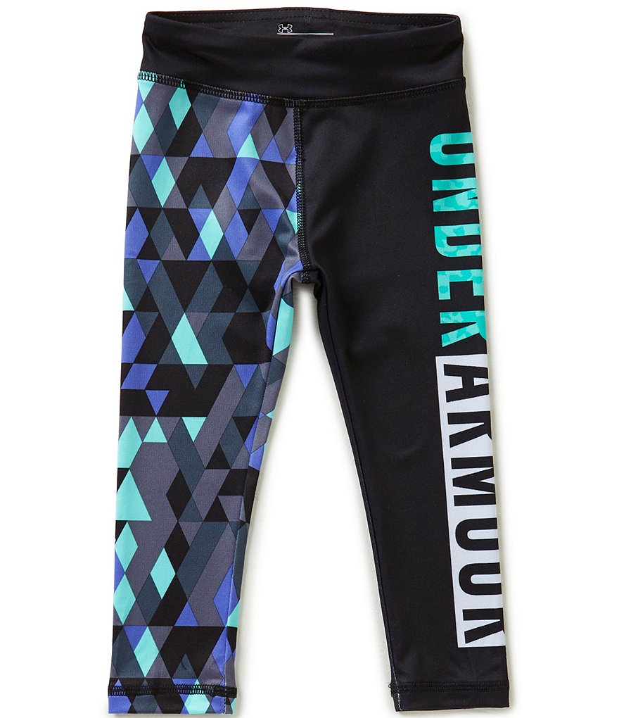 Under Armour Little Girls 2T-6X Mix Master Leggings