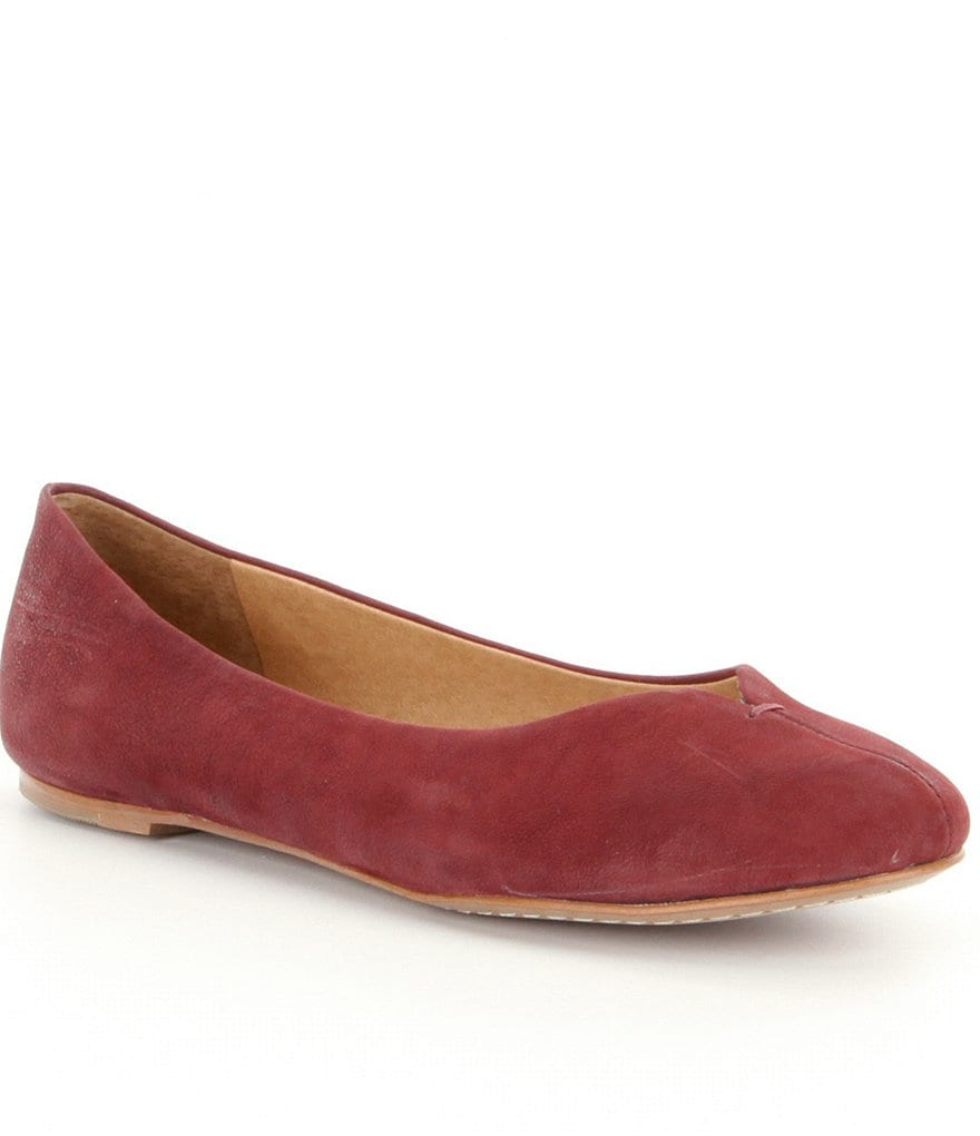 Lucky Brand Finorah Suede Dress Flats