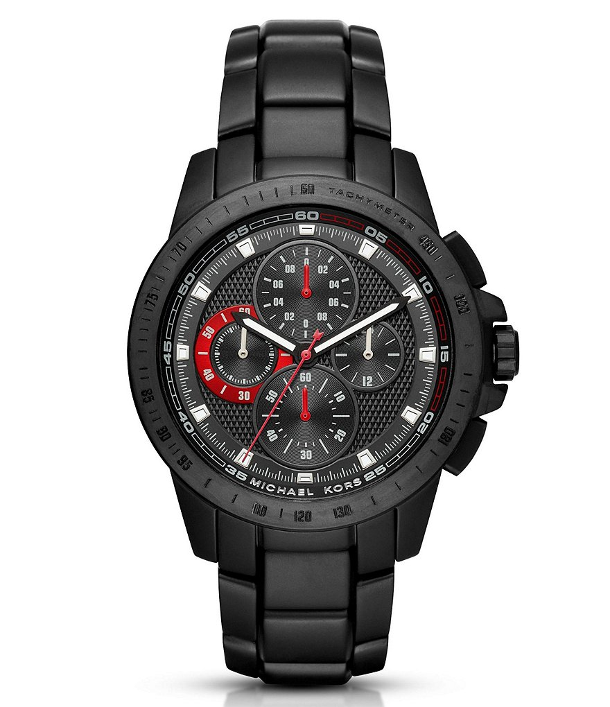 Michael Kors Ryker Chronograph Bracelet Watch