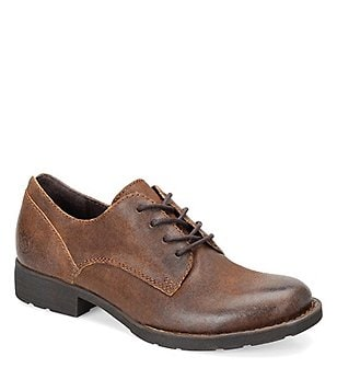 Born Binn Oxfords