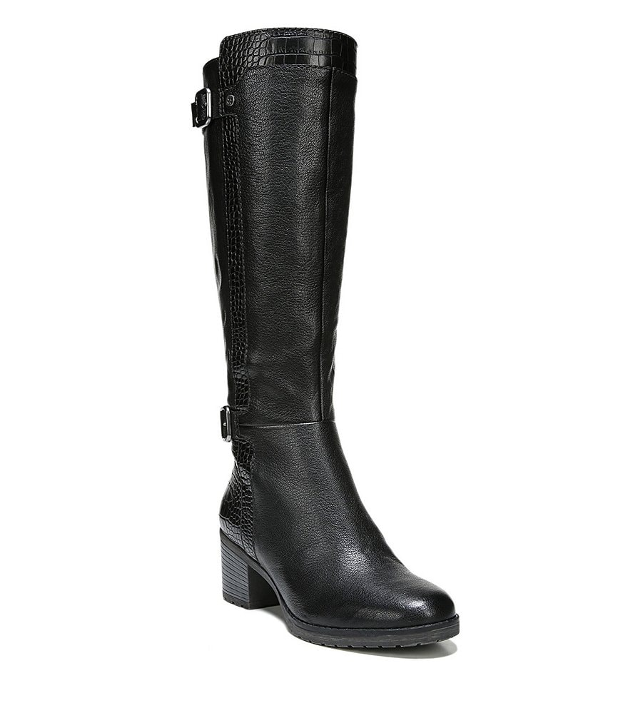 Naturalizer Rozene Tall Wide Calf Boots