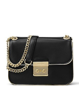 MICHAEL Michael Kors Sloan Editor Medium Chain Shoulder Bag