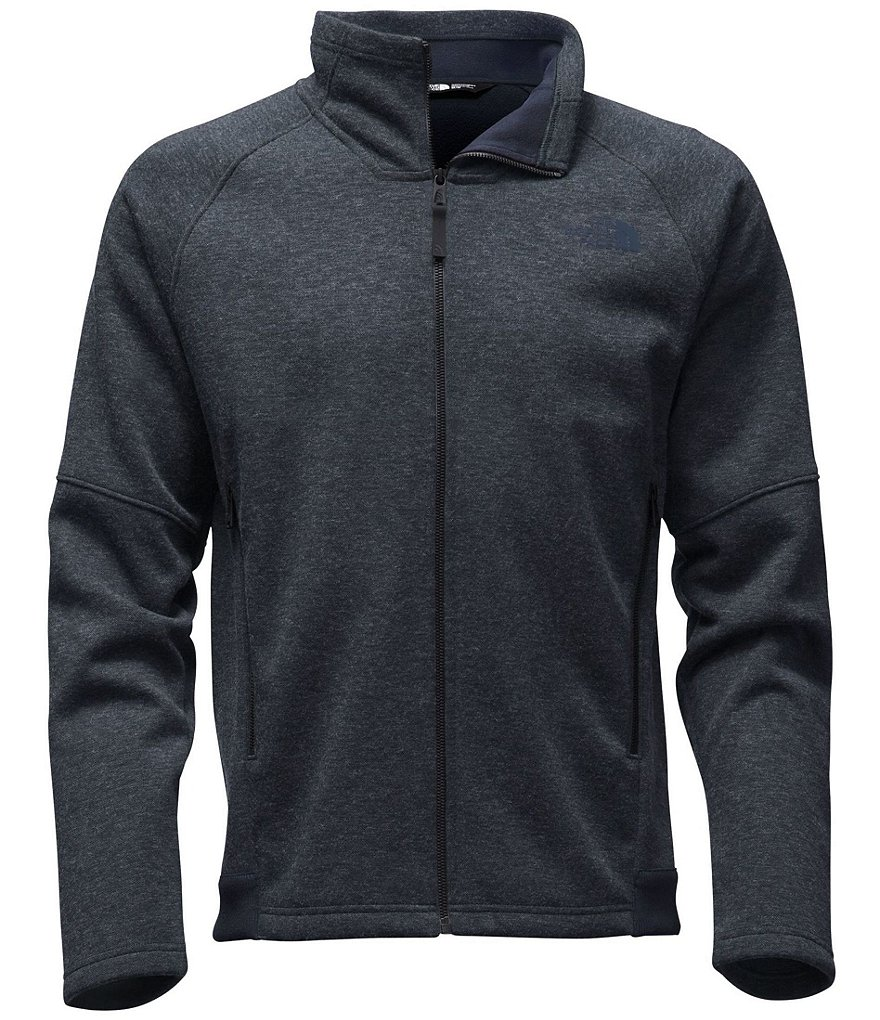 The North Face Far Northern Full-Zip Wool-Blend Jacket