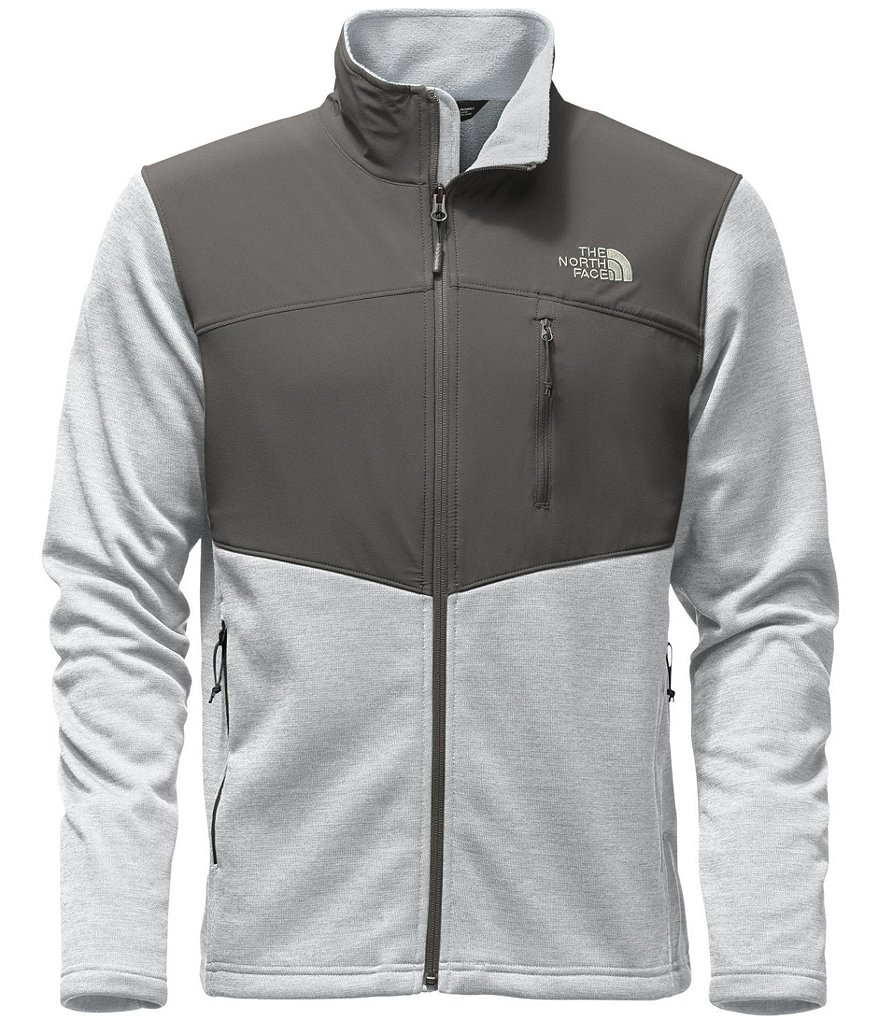 The North Face Norris Full-Zip Fleece Jacket