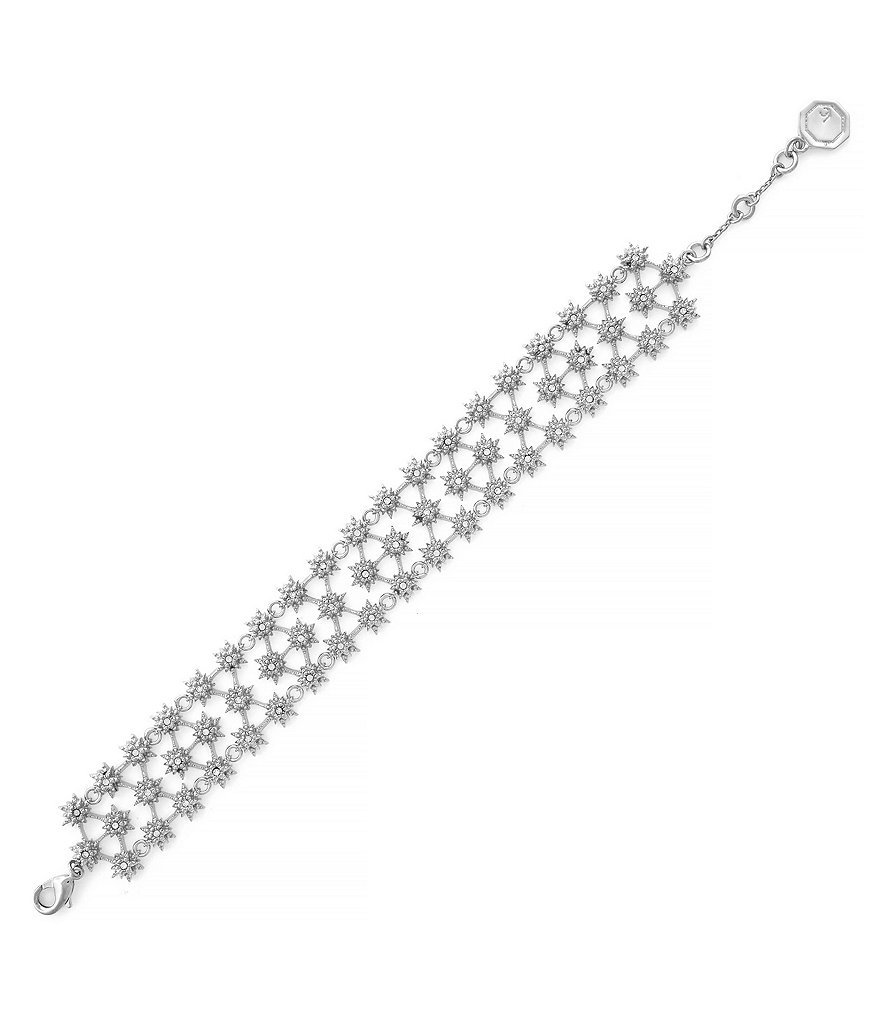 Louise et Cie Starry Night Crystal Line Bracelet