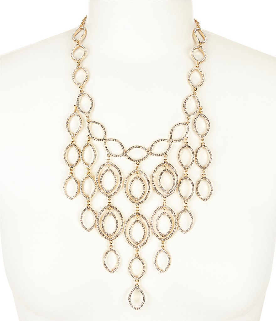 Anna & Ava Lyanna Statement Necklace