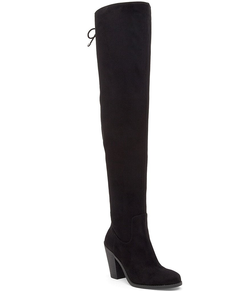Jessica Simpson Over the Knee Coriee Boot
