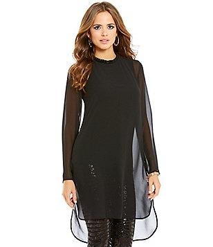 gianni bini  women's casual  dressy tops  blouses