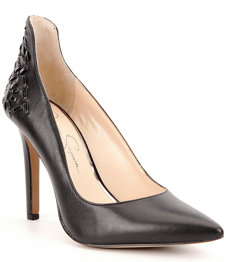 Jessica Simpson Crampell Pumps