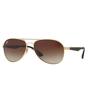 Ray-Ban Active Lifestyle Gradient Aviator Sunglasses