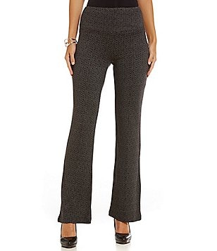 Lysse Wide Leg Ponte Leggings