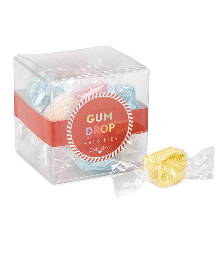 Emi Jay 12-Pack Gumdrop Hair Ties