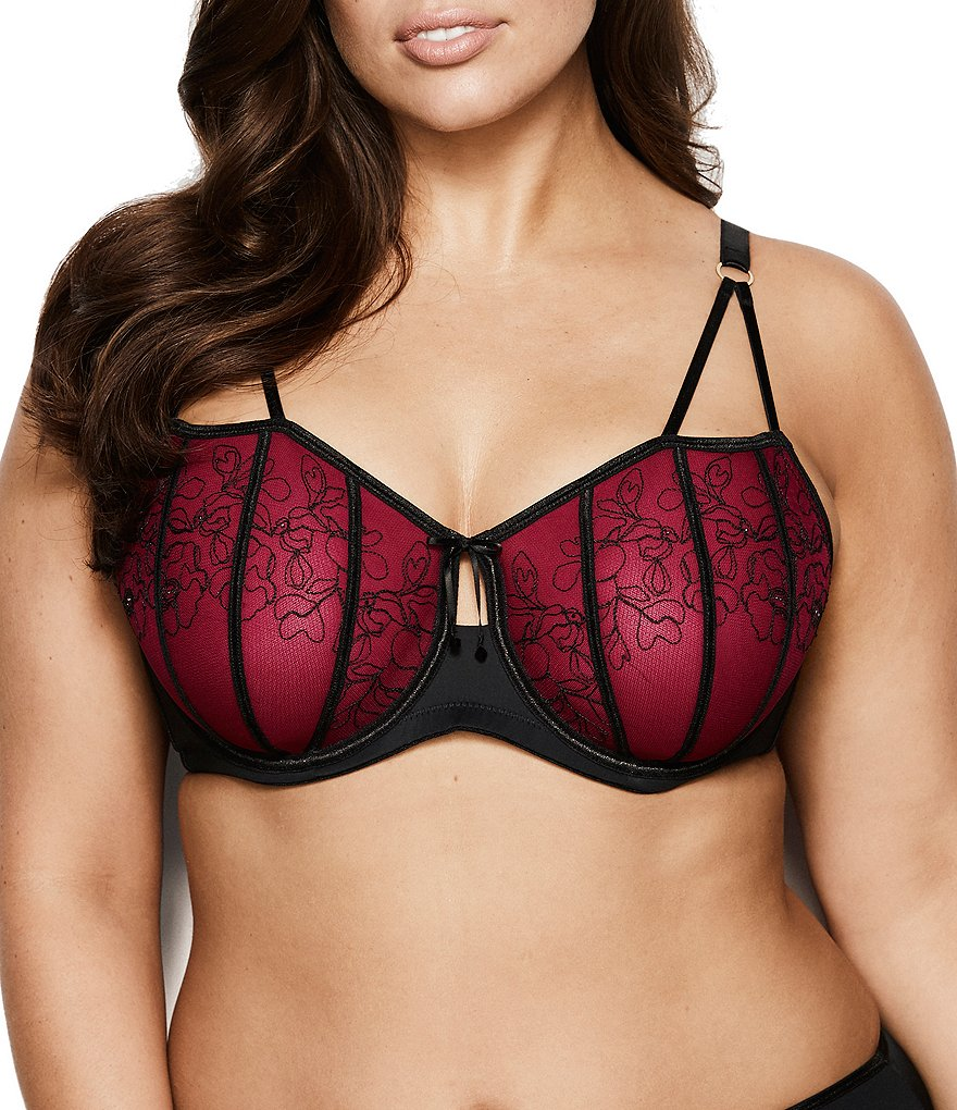 Ashley Graham Seductive Fatal Attraction Bra