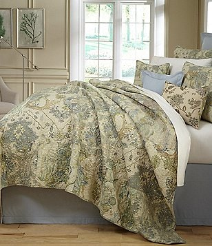 Villa by Noble Excellence Lorraine Quilt Mini Set