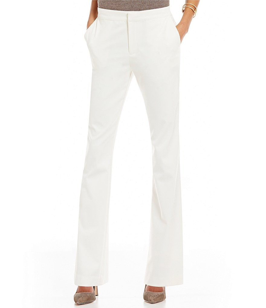 Sigrid Olsen Signature Wide Leg Trouser Pants