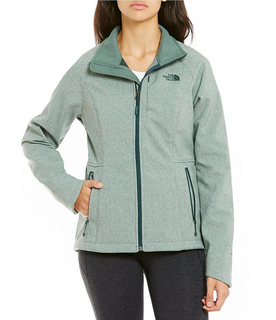 The North Face Apex Bionic 2 Mock Neck Wind-Proof Jacket