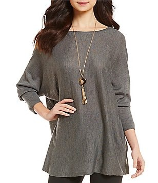 Antonio Melani Jacqueline Knit 3/4 Sleeve Top