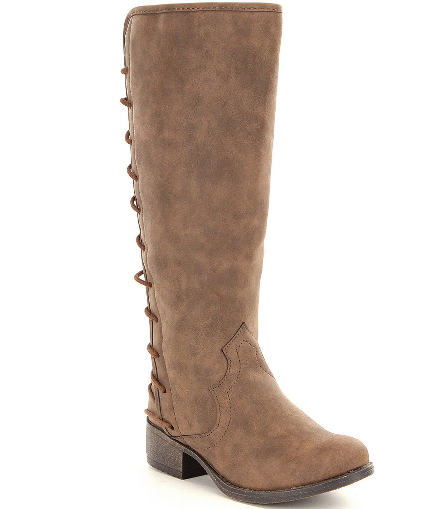Steve Madden Girl´s J-Coal Western Boot