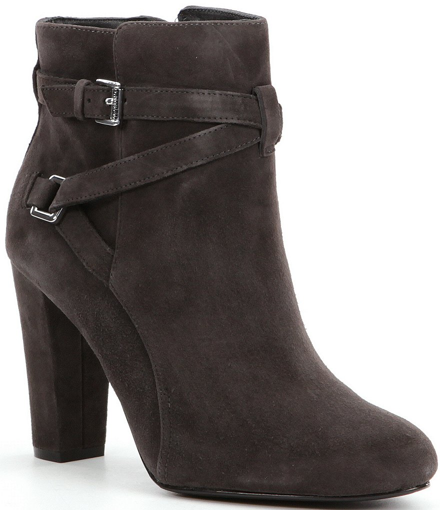 Lauren by Ralph Lauren Womens Vianca Booties
