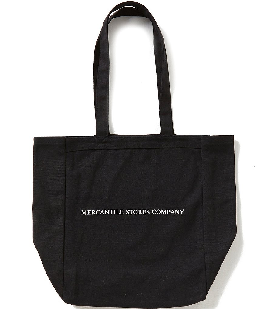 Heritage Mercantile Stores Company Logo Tote Bag
