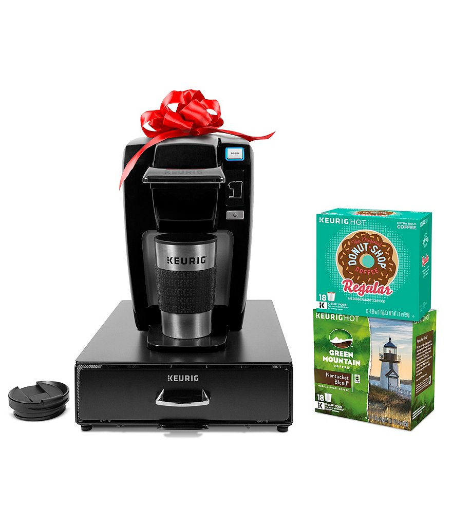 Keurig K15 Coffee Brewer Bundle