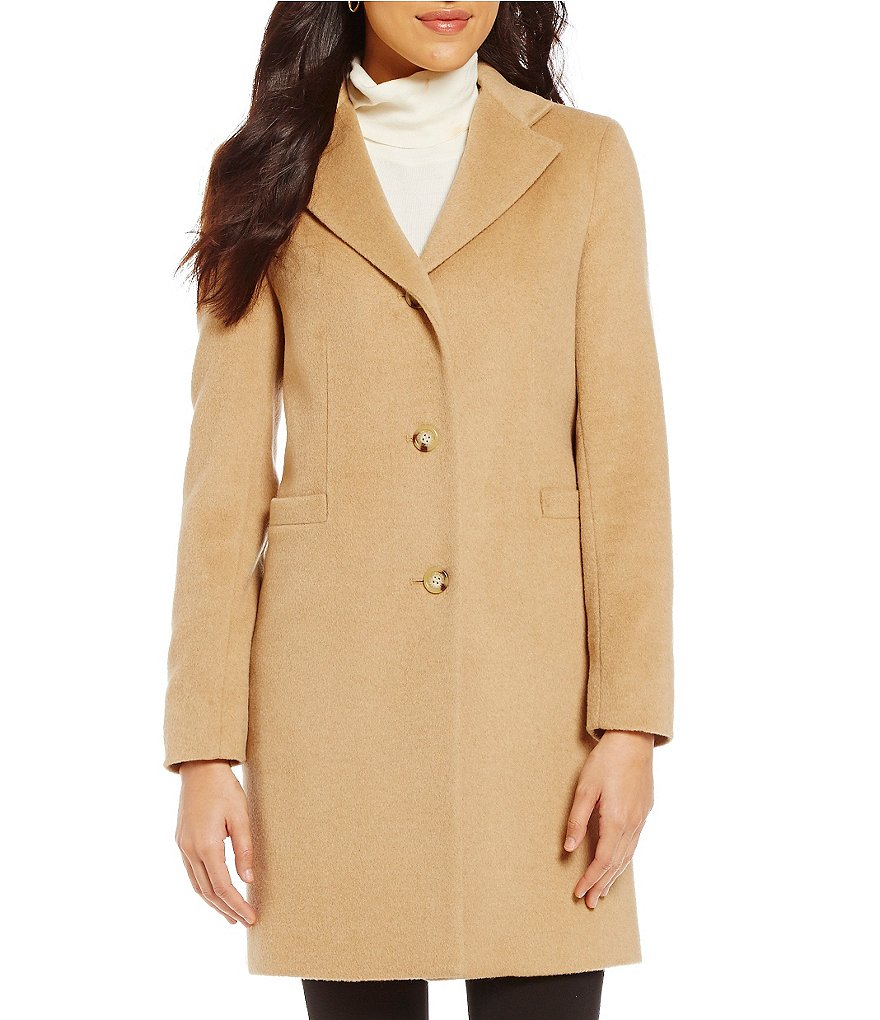 Lauren Ralph Lauren Wool Reefer Coat