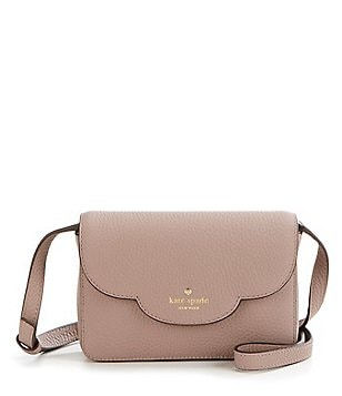 kate spade new york Leewood Place Collection Joley Scalloped Cross-Body Bag