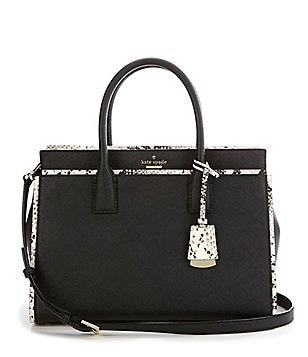 kate spade new york Cameron Street Collection Snake Candace Satchel