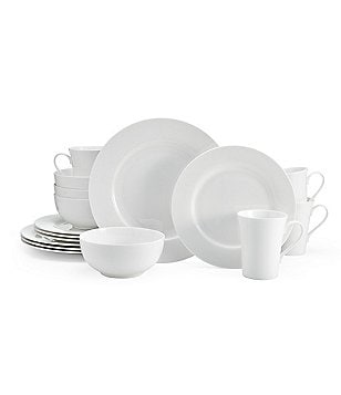 Mikasa Delray 16-Piece Bone China Dinnerware Set