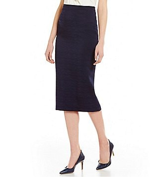 Preston & York Taylor Midi Pencil Skirt