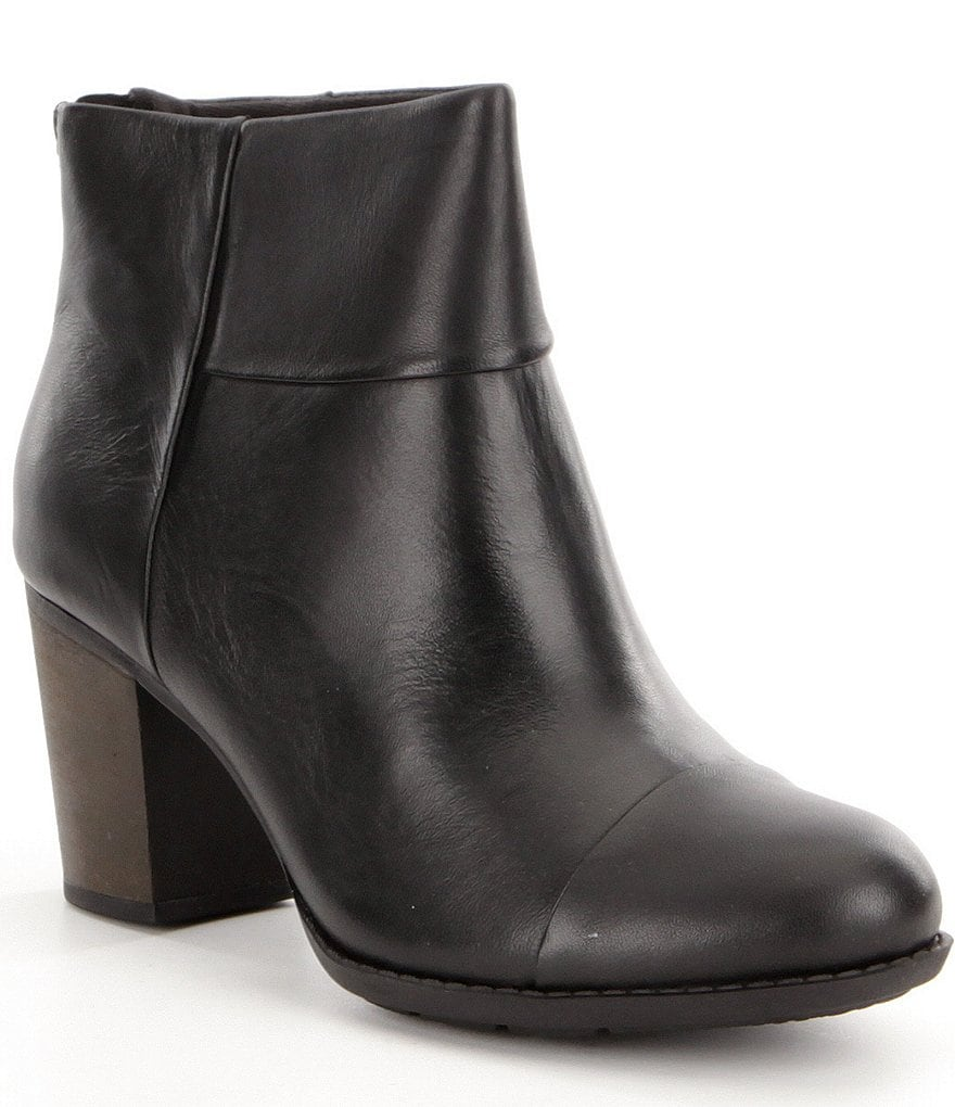 Clarks Enfield Tess Booties