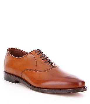 Allen Edmonds Men´s Carlyle Plain Toe Leather Lace-Up Oxfords