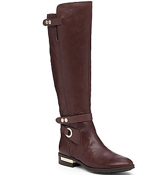 Vince Camuto Prini Wide Calf Riding Boots