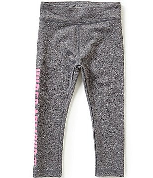 Under Armour Little Girls 2T-6X Logo Leggings