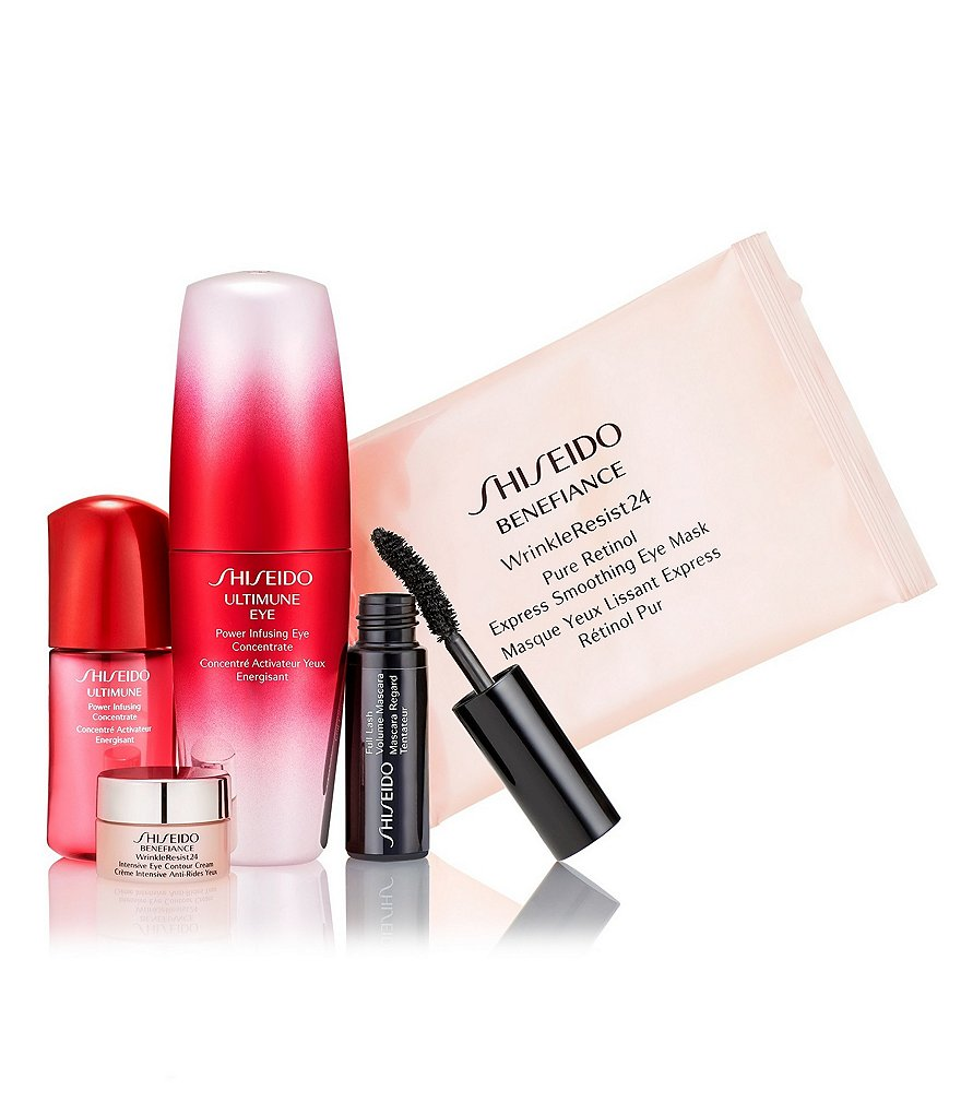 Shiseido Best in Eyes Set