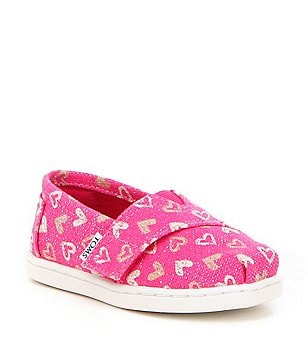 TOMS Girl´s Tiny Classic Slip Ons