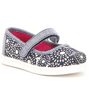 TOMS Girl´s Mary Janes