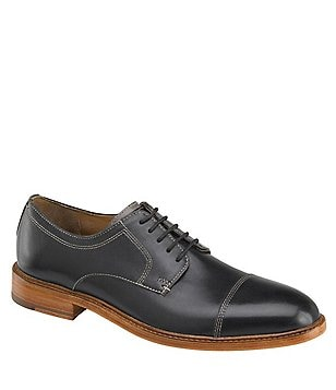 Johnston & Murphy Men´s Campbell Cap-Toe Oxfords