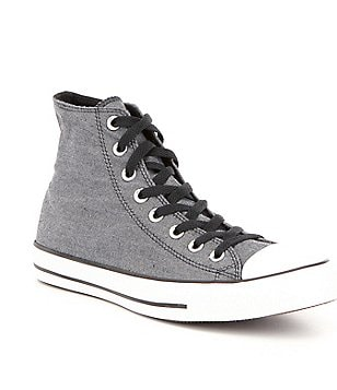 Converse Men´s Chuck Taylor® All Star® Chambray Hi-Top Sneakers