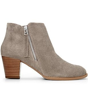 Vionic with Orthaheel Technology Upright Sterling Booties