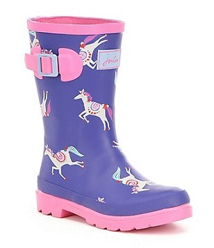 Joules Girl´s Welly Waterproof Rainboots