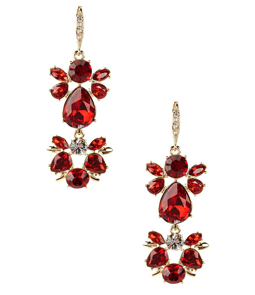 Givenchy Sofie Statement Earrings