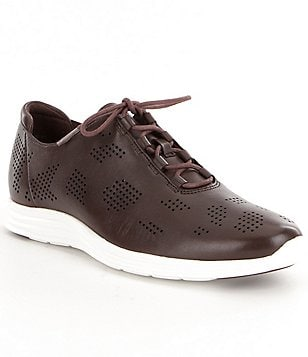 Cole Haan Men´s Original Grand Leather Perforated Sneaker