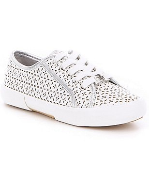 MICHAEL Michael Kors Girl´s Ima Borium Laser Cutout Lace-Up Sneakers