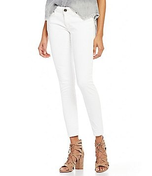 True Religion Casey Low Rise Ankle Super Skinny Jean