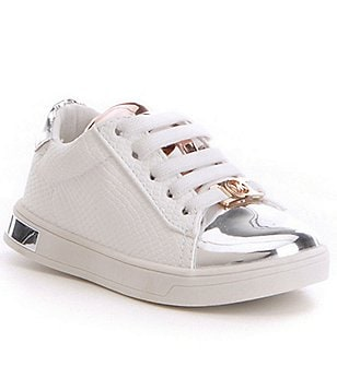 MICHAEL Michael Kors Girl´s Ollie Janna T Metallic Lace-Up Sneaker