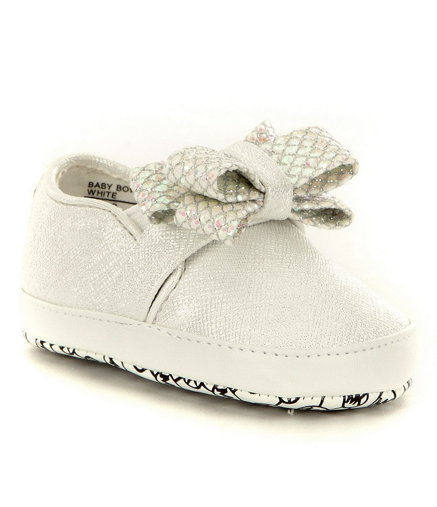 MICHAEL Michael Kors Girls´ Baby Bow Crib Shoes