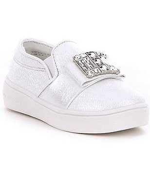 MICHAEL Michael Kors Girls´ Ivy Cara-T Jeweled Sneakers