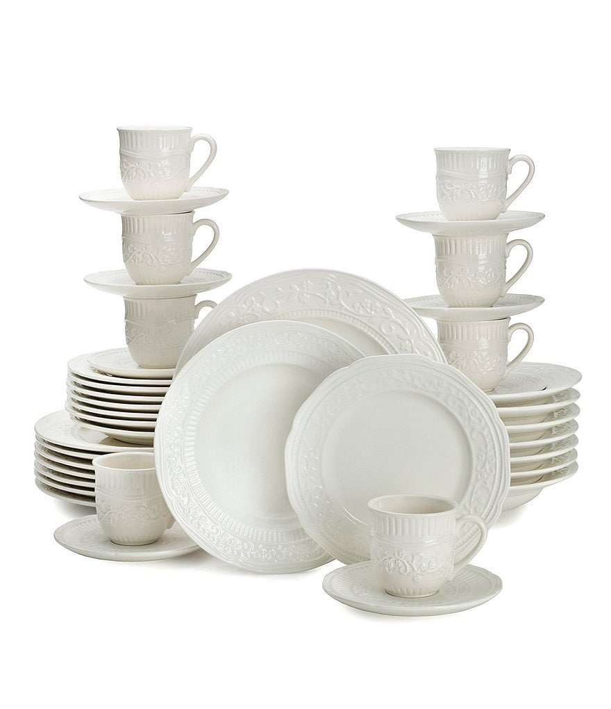 Mikasa American Countryside 40-Piece Dinnerware Set