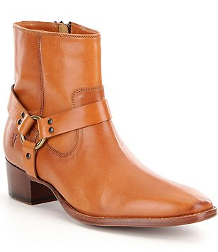 Frye Dara Harness Short Boots